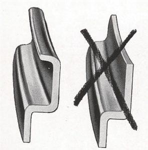 tripla flangia