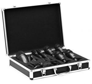 Set di microfoni per batteria