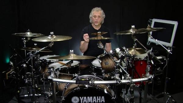 Lezioni di batteria con Dave Weckl