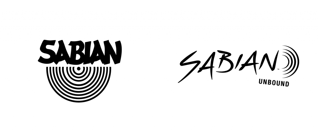 Nuovo logo Sabian