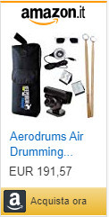 Attrezzatura per Air drumming
