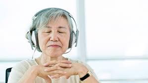 ascoltare in silenzio