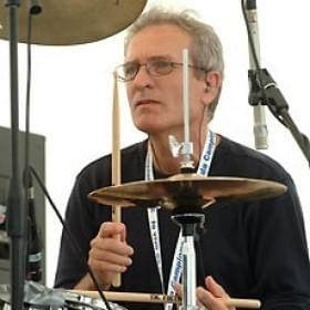 Lele Melotti batterista di Casco