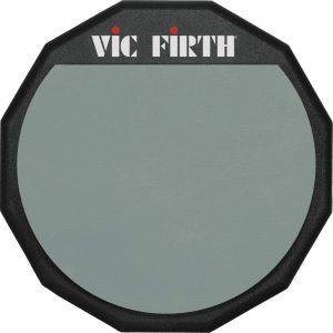 """Vic Firth Practice Pad da 6"""" a lato singolo"""