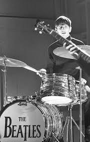 Ringo Starr live con i Beatles